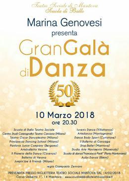 Gran Galà di Danza - 10 Marzo 2018